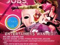 Looking for : Hotel Animators & Entertainers